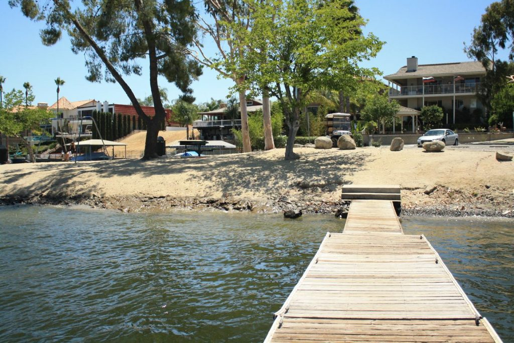 Image gallery lake beach for Canyon lake fishing ca