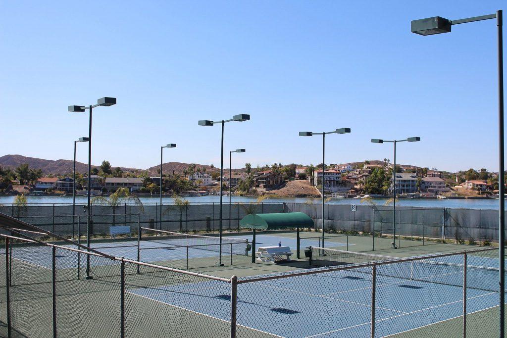 Canyon Lake Tennis Courts
