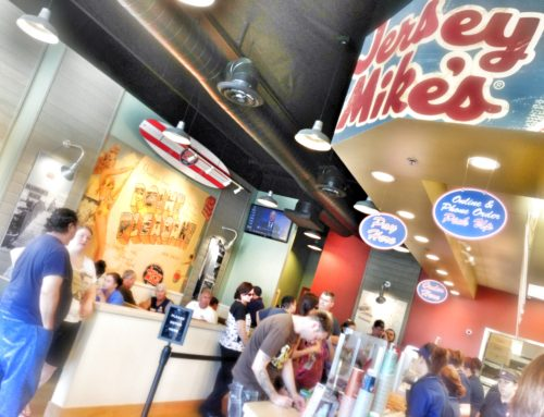 Jersey Mike's Sandwich Shop Opens Down the Road
