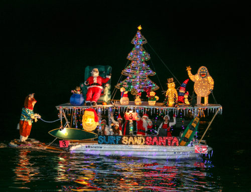 Boat Parade of Lights Shines Bright for the Holidays