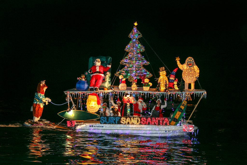 Canyon Lake Boat Parade of Lights