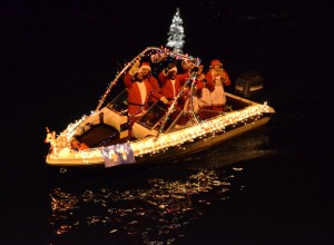 Canyon Lake Boat Parade