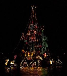Marina Del Rey Boat Parade