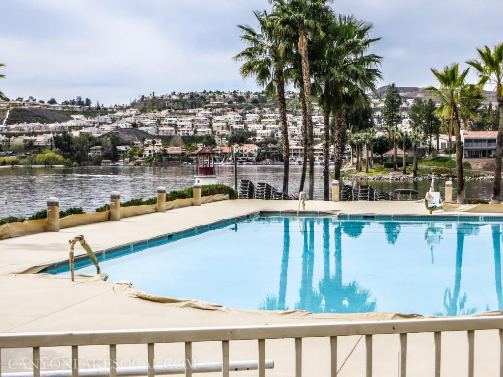 canyon lake swimming pool open for the season canyon lake california