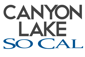 Canyon Lake Southern California Logo