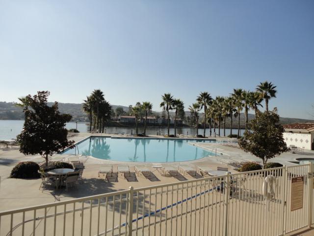 Canyon Lake Swimming Pool