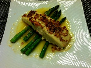 bites halibut
