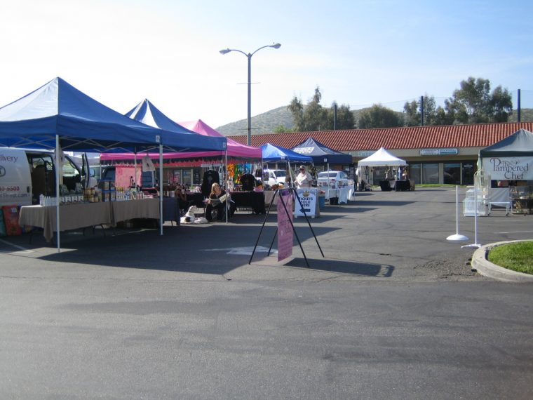 canyon lake farmers market