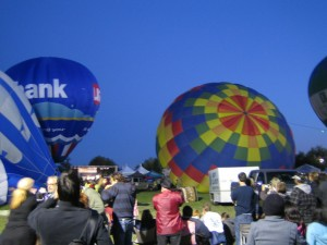Temecula balloon and wine festival