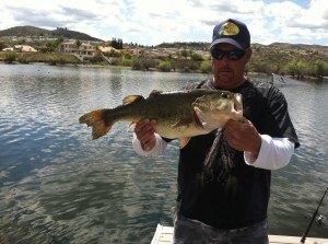 canyon lake fishing
