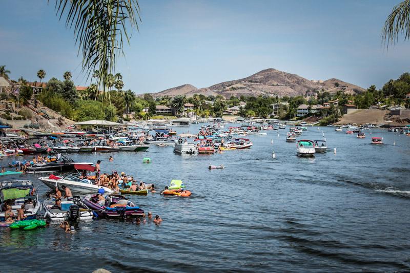 Canyon Lake Boaters