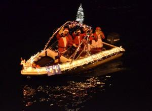 Canyon Lake Boat Parade